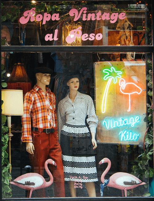 Flamingos Vintage Kilo