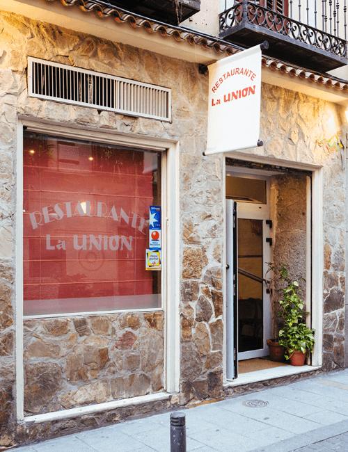 Restaurante La Unión