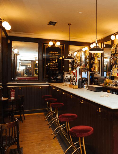 Varsovia Cocktail Bar
