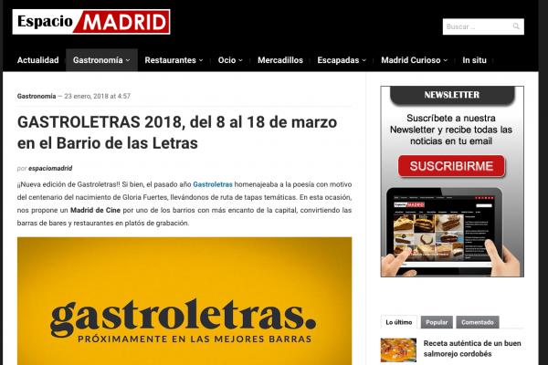 Espacio Madrid