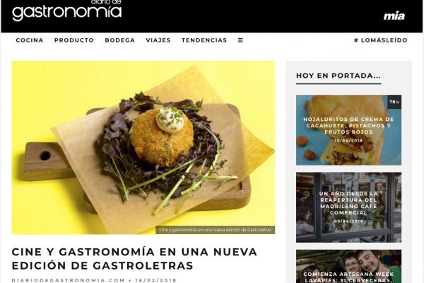 Diario de Gastronomía