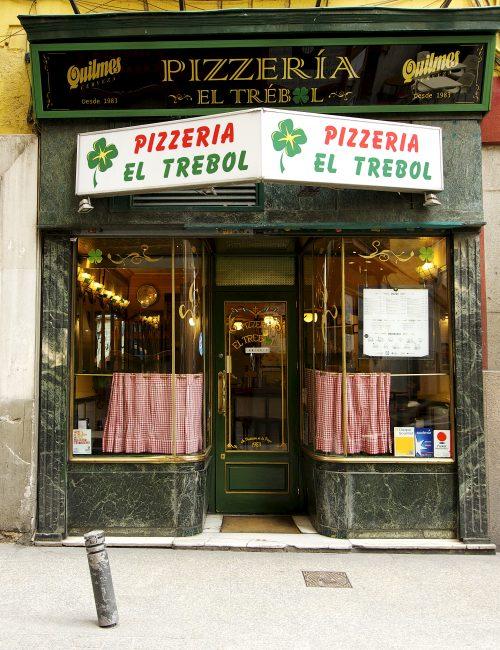 Pizzería El Trébol
