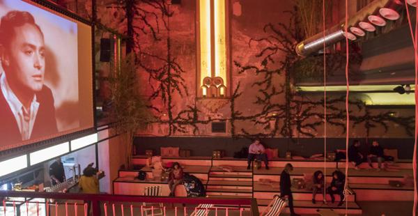 Interior Sala Equis/ Carlos Rosillo