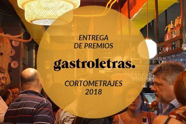 """""""Un viaje de diez metros"""", de Sala Equis, y el corto """"Ruido"""", ganadores de GASTROLETRAS 2018"""