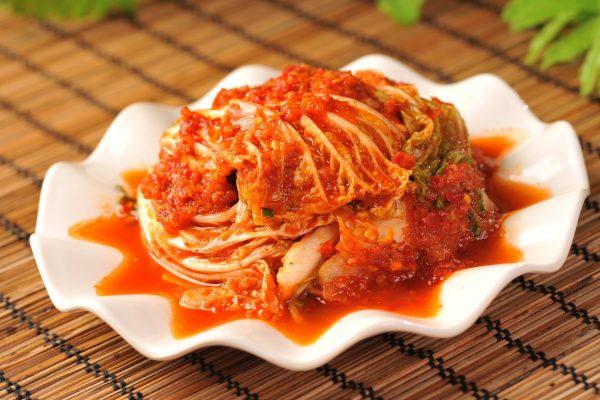 Kimchi, el rey de los productos en conserva