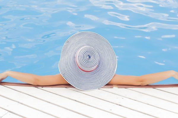 Una piscina con vista a Madrid para el verano