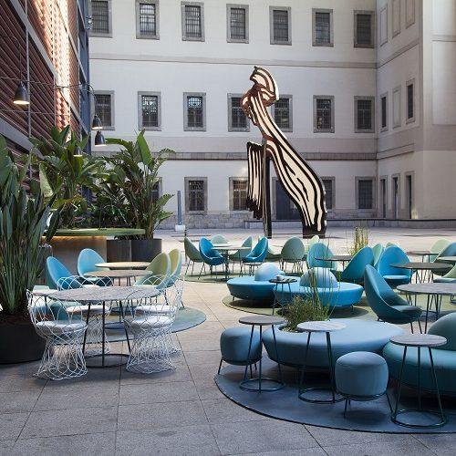 NuBel Outdoor Lounge