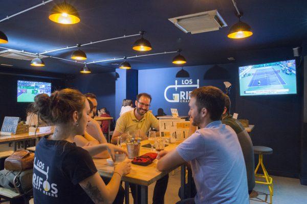 Los Grifos: dando a conocer la cerveza artesana en Madrid
