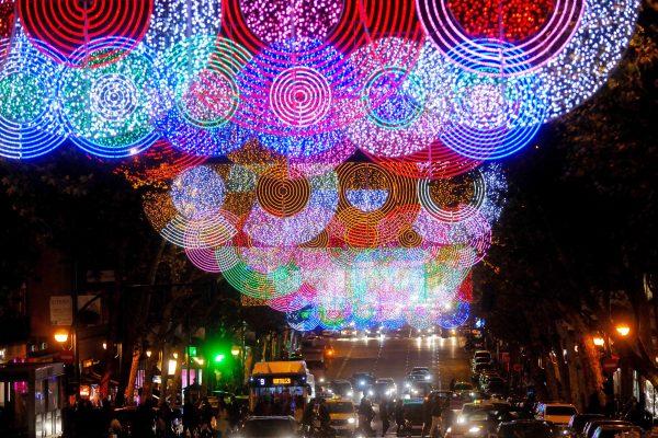 La Navidad madrileña renueva sus luces