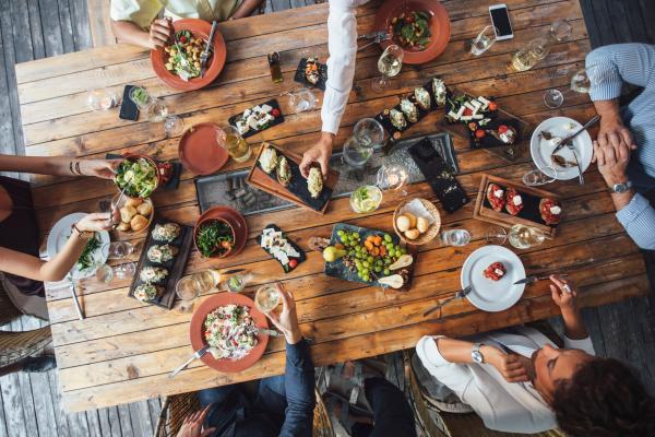 Tres tendencias gastronómicas para el 2020