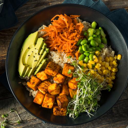 Tres menús del día para que te mantengas saludable este 2020