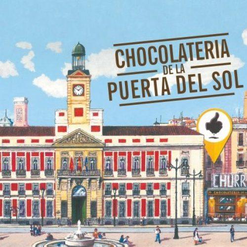 Chocolatería de la Puerta del Sol