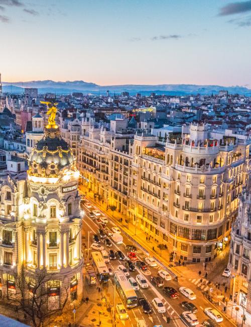 Conciertos, pelis y museos: La cultura se reactiva en Madrid