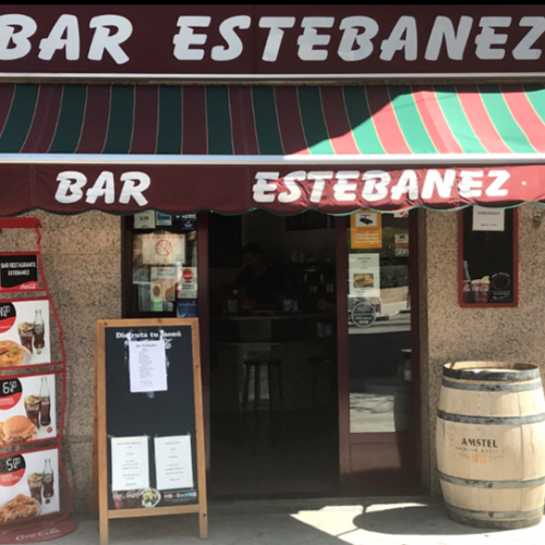 BAR RESTAURANTE ESTEBANEZ