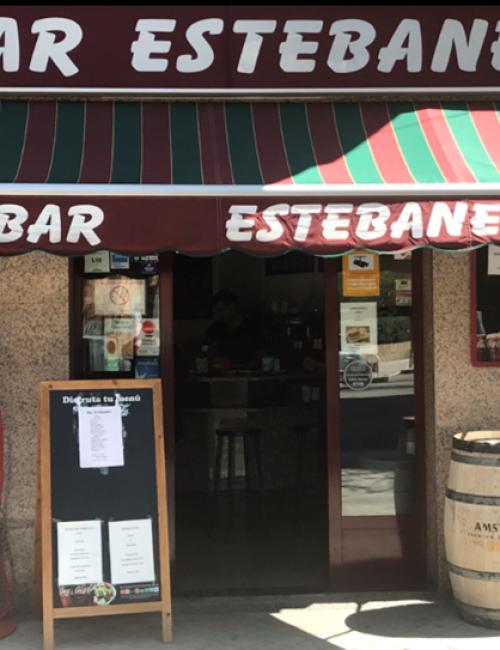 BAR RESTAURANTE ESTEBANEZ