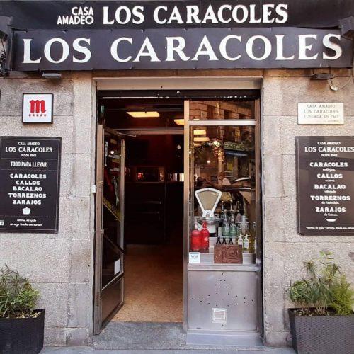 CASA AMADEO- LOS CARACOLES